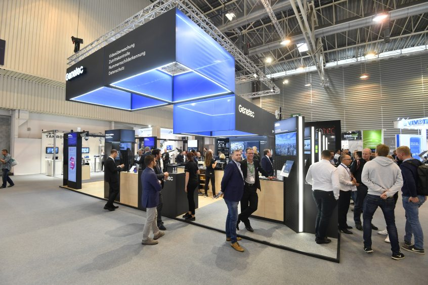 Genetec IFSEC, London/UK und SECURITY, Essen