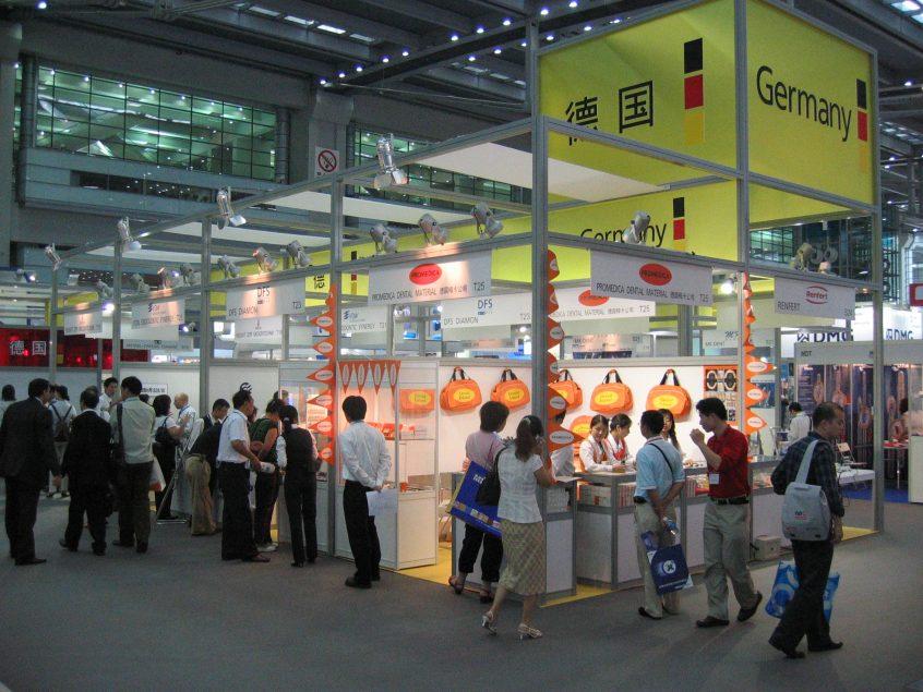 IDS, Internationale Dental-Schau, Shenzhen, Volksrepublik China