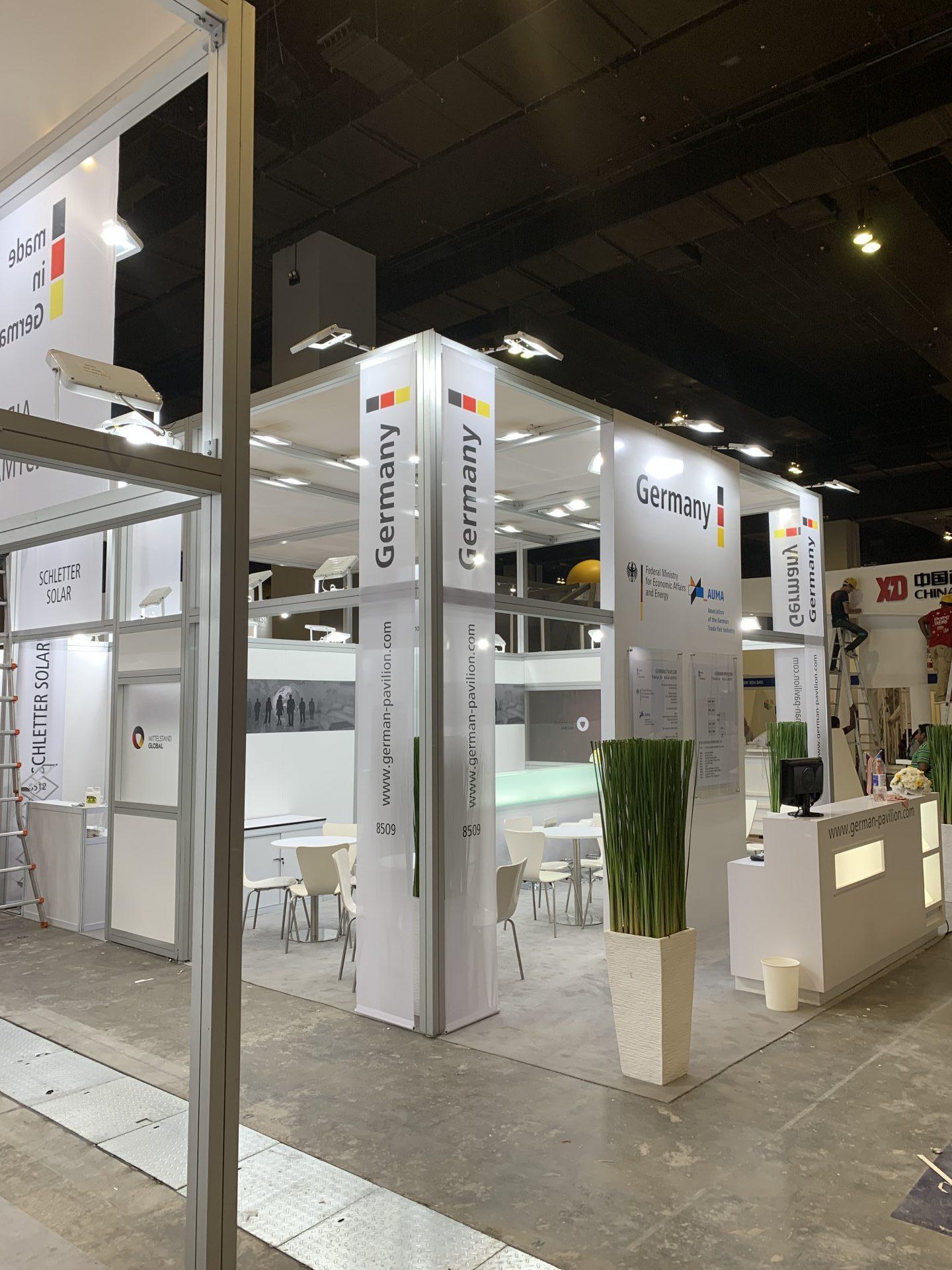TENAGA, South East Asia's Premier Power & Electrical Industry Show, Kuala Lumpur / Malaysia
